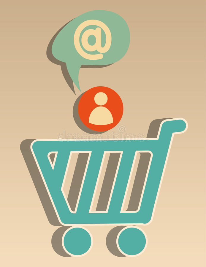 Mobile advertising design. Illustration eps10 graphic vector illustration