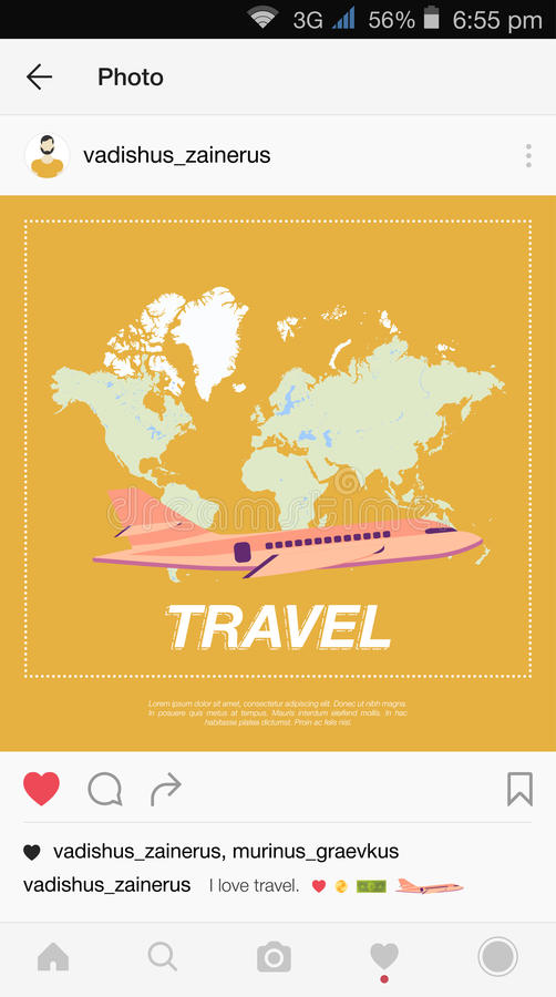 Mobile application and plane flying over the world map stock download mobile application and plane flying over the world map stock illustration image gumiabroncs Gallery
