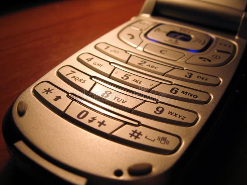 mobile biurko fotografia royalty free
