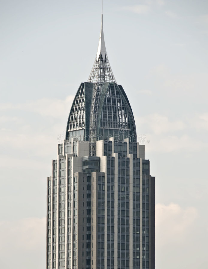Mobile building royalty free stock photography