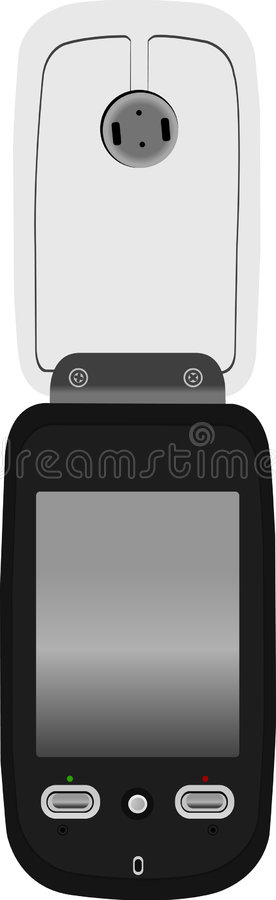 Mobile Cell Phone Royalty Free Stock Photography