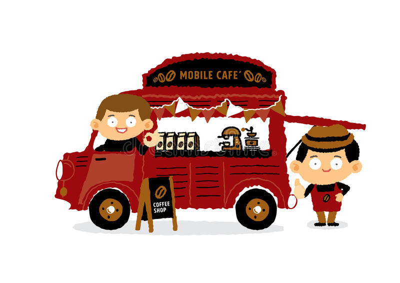 Mobile coffee company