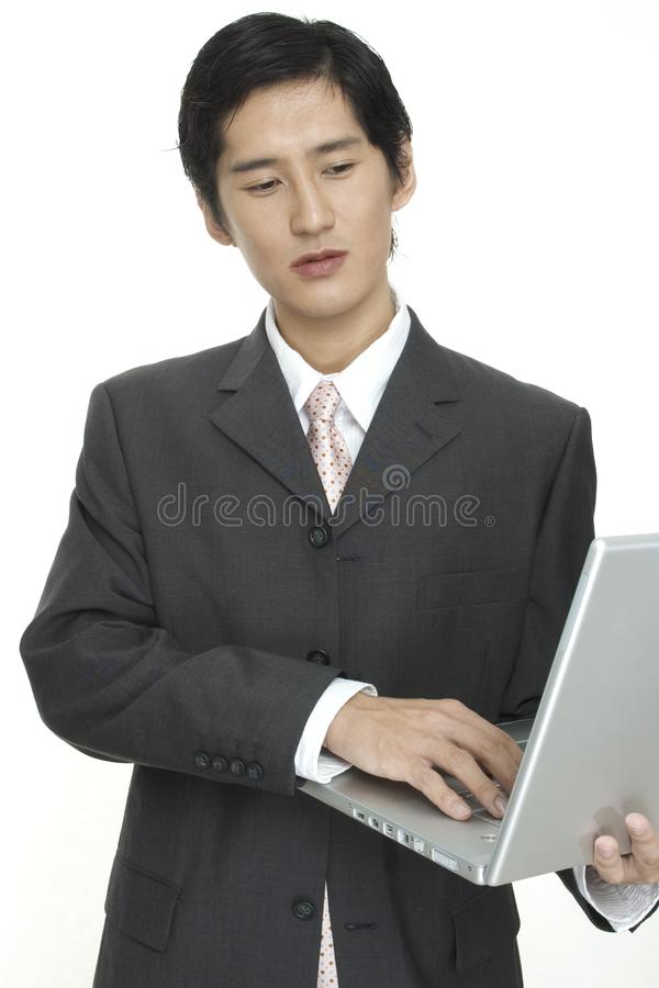 Mobile Computing Stock Photo