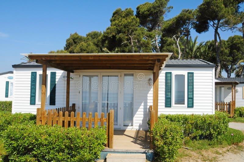 Mobile home stock photos