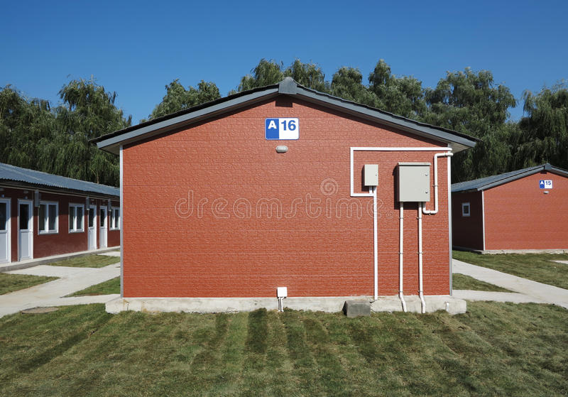 Download Mobile House stock image. Image of architecture, outdoor - 28407163