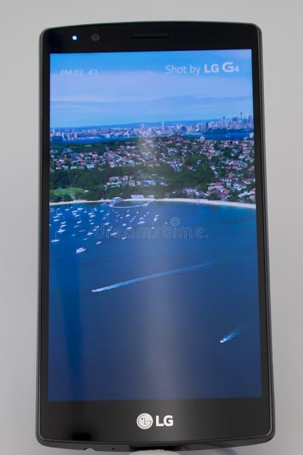 Free Mobile LG G4 Royalty Free Stock Photo - 67376525