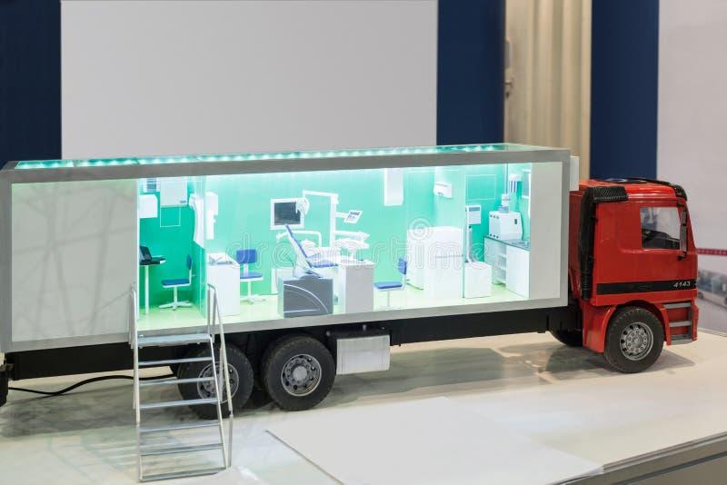 Mobile medizinische Diagnosegeräte lizenzfreies stockfoto