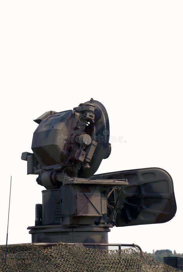 Mobile military radar-2