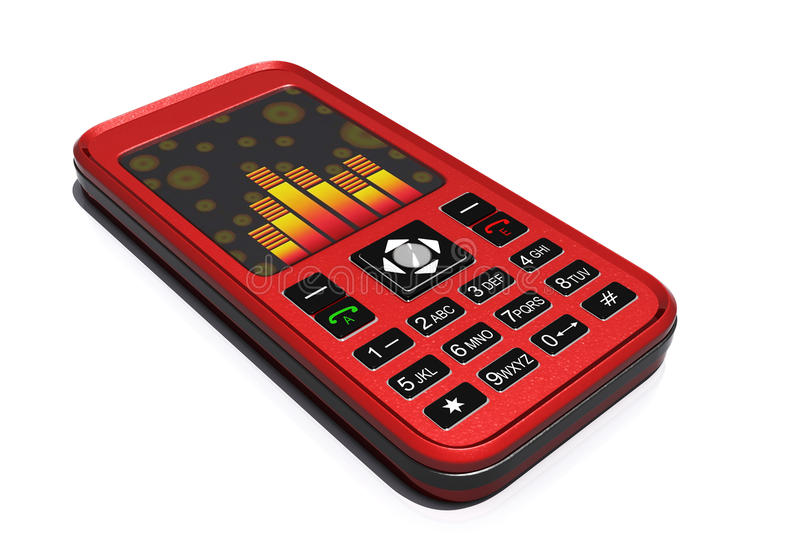 Download Mobile Phone Stock Photo - Image: 16187130