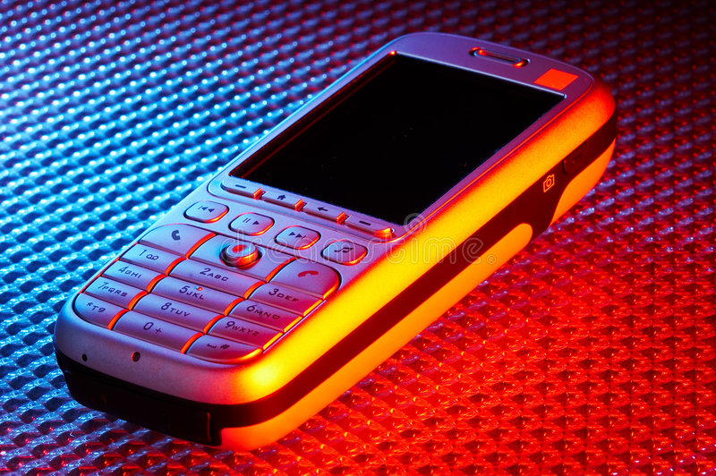 Download Mobile phone stock photo. Image of metals, modern, device - 1630276