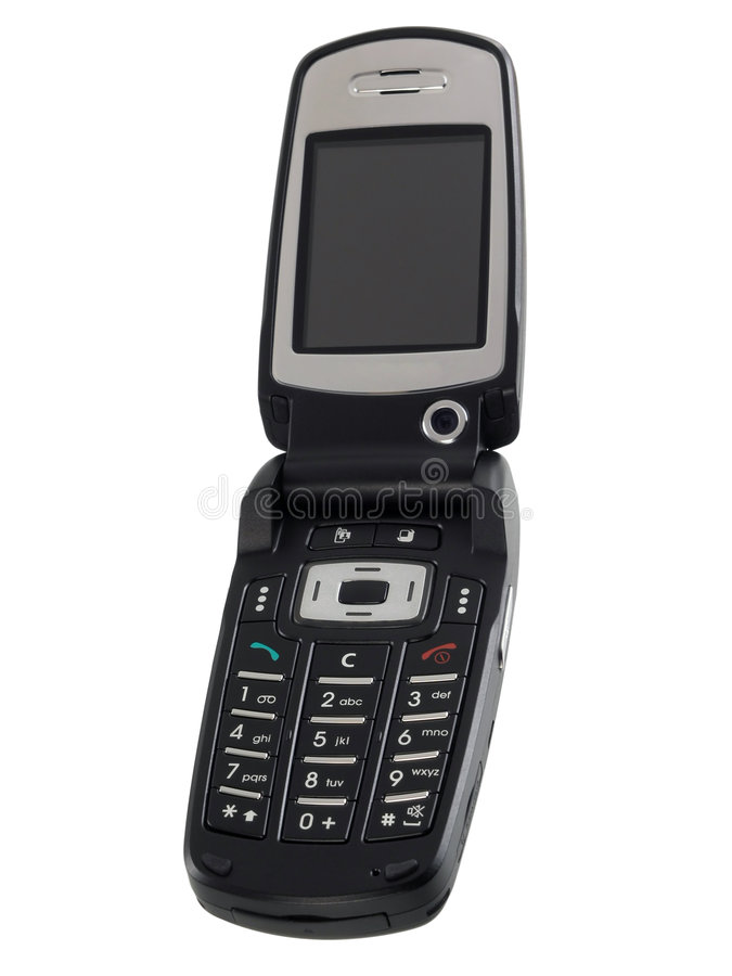 Mobile phone royalty free stock photo