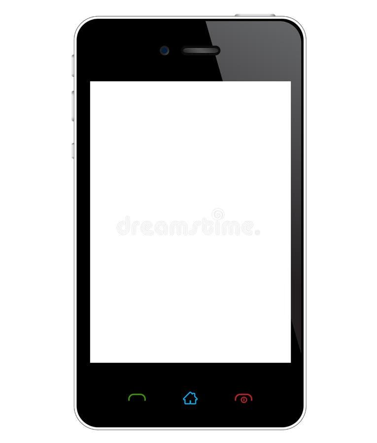 Mobile Phone royalty free illustration