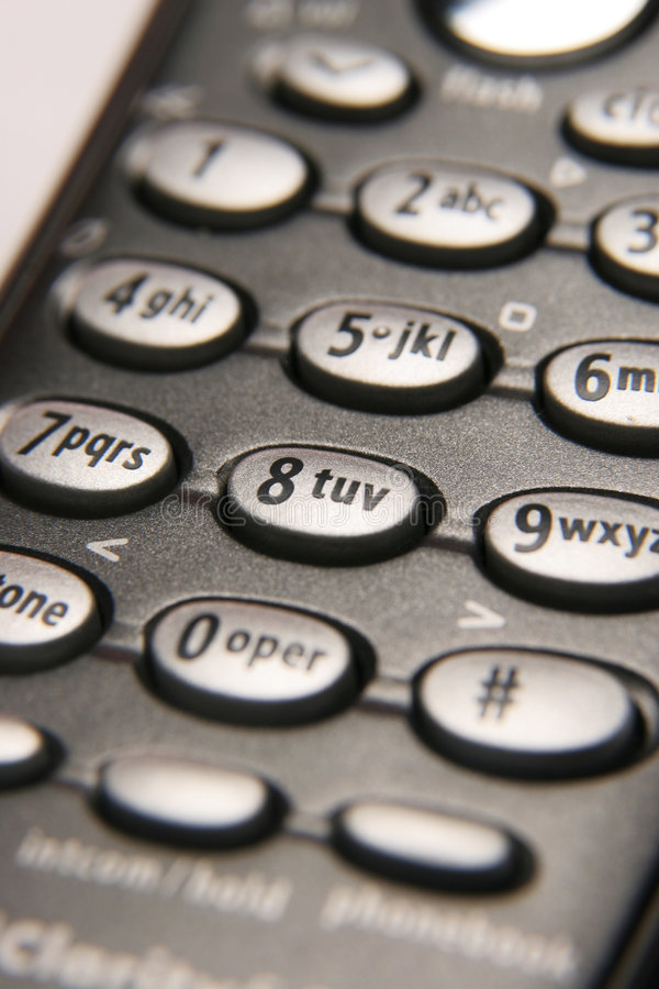 Download Mobile phone buttons stock photo. Image of cellulars, file - 1313010