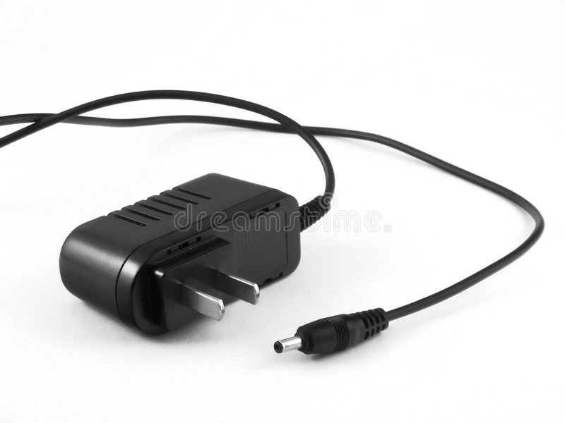 Download Mobile Phone Charger stock photo. Image of over, white, mobile - 77488