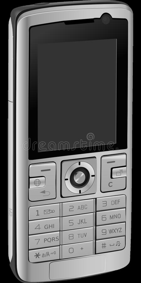 Mobile Phone, Feature Phone, Communication Device, Gadget royalty free stock photography