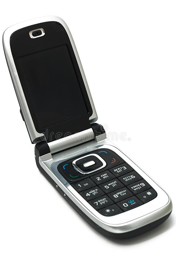 Download Mobile Phone With Russian Keyboard Stock Photo - Image of digital, network: 7050644