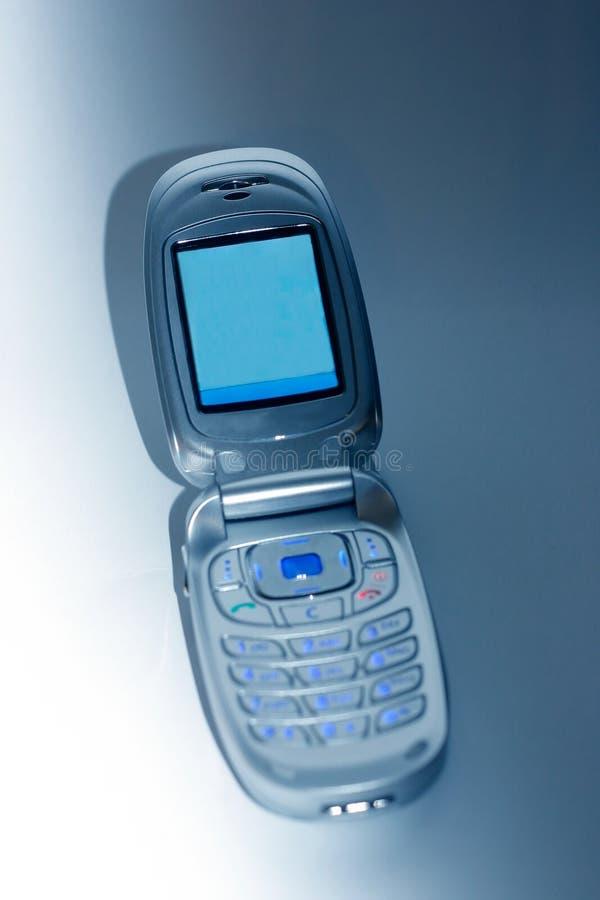 Mobile phone samsung stock image