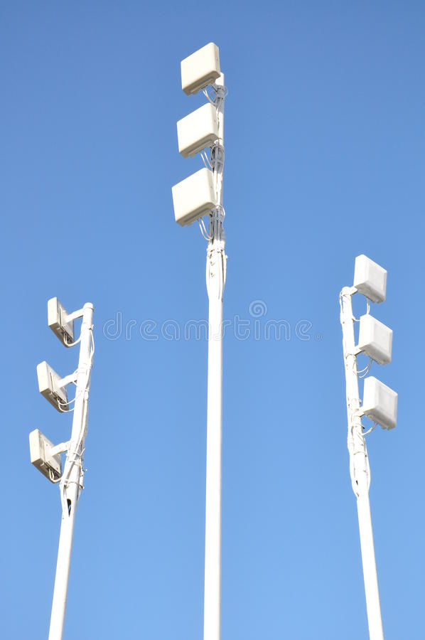 Download Mobile Phone Signal Boosters. Stock Photos - Image: 12839793