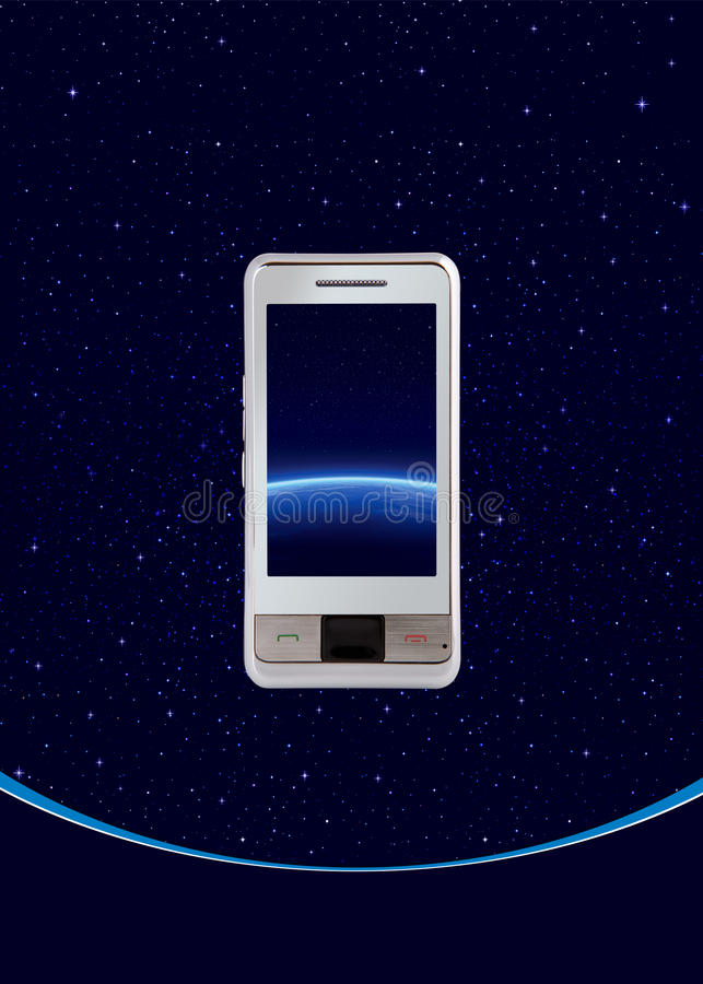 Free Mobile Phone Touch Stock Photography - 10504632