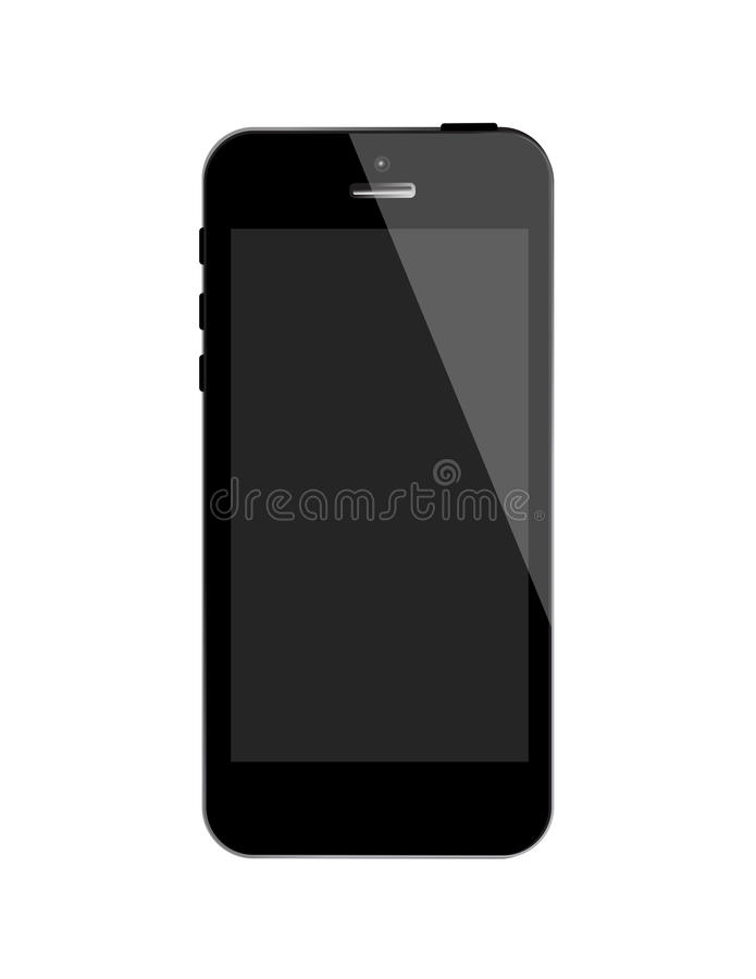 Download Mobile phone stock vector. Illustration of isolated, illustration - 34630172