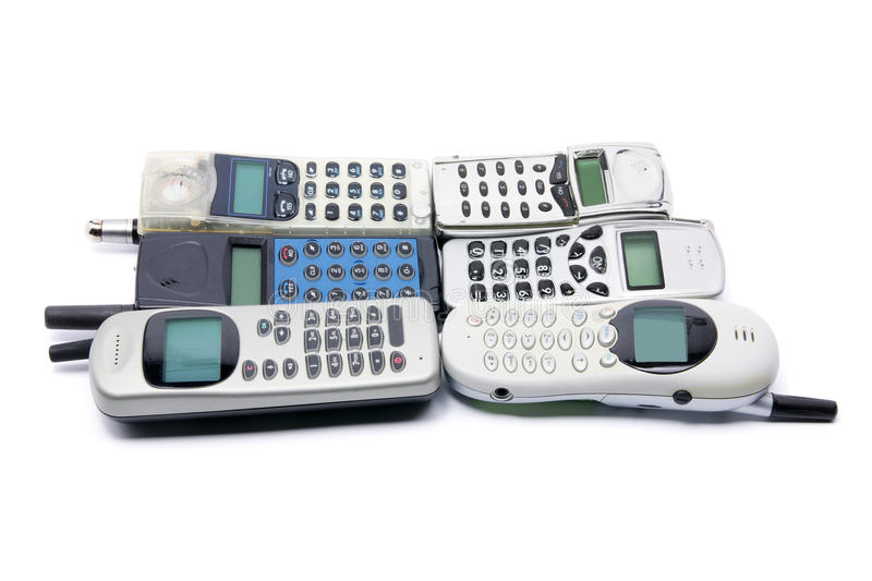 Download Mobile Phones Royalty Free Stock Photography - Image: 16136857