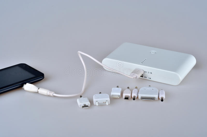 Download Mobile power supply stock photo. Image of personal, telephone - 31937784