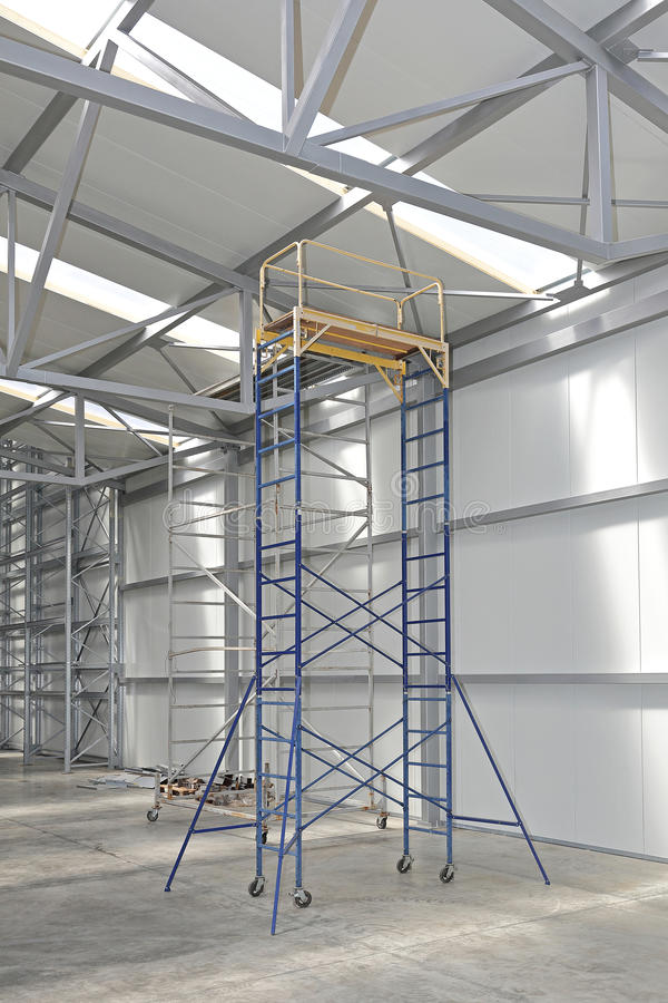 Free Mobile Scaffold Royalty Free Stock Images - 67116829