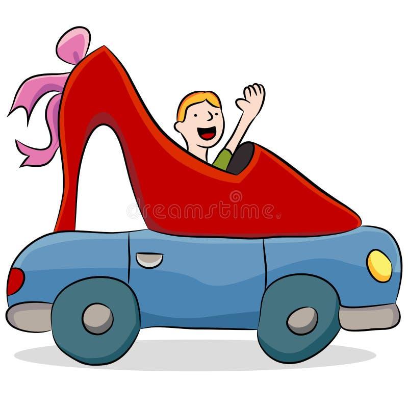 Download Mobile Shoe Repairman stock vector. Image of cartoon - 19613486