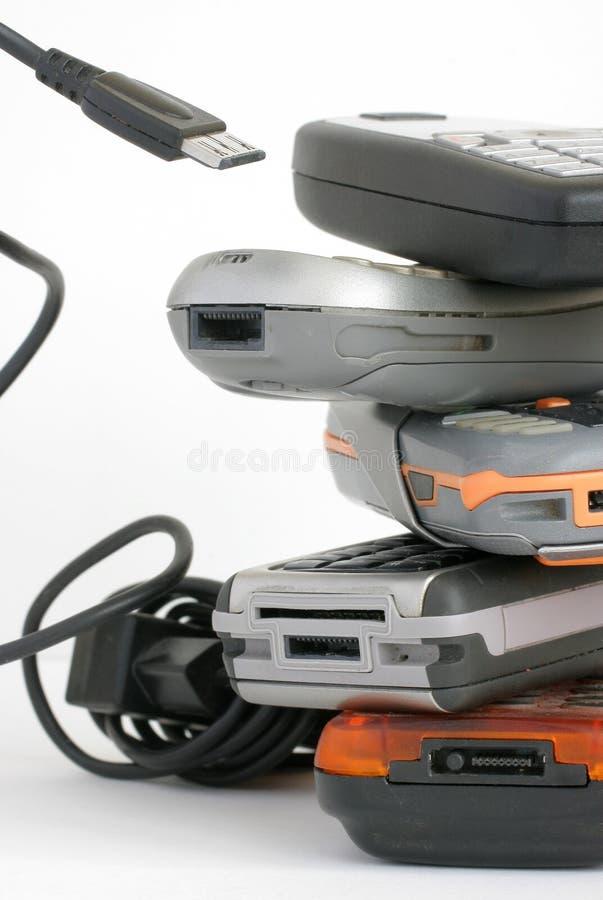 Mobiles 2 immagini stock libere da diritti