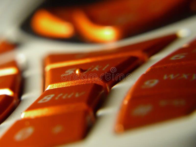 Mobilfunkgeschäft lizenzfreies stockfoto