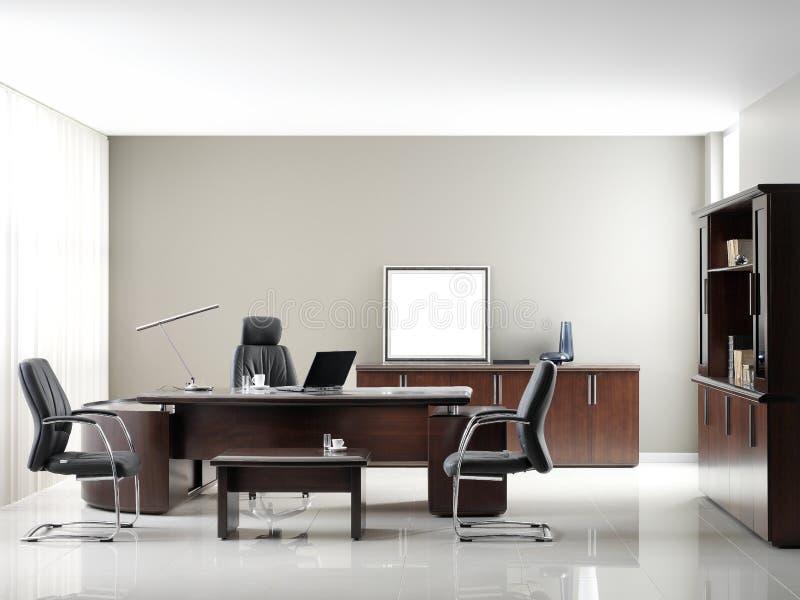 Mobiliário de escritório do VIP fotos de stock