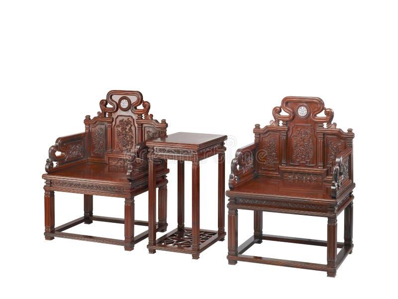 Mobilia classica cinese di Ming-stile immagine stock libera da diritti