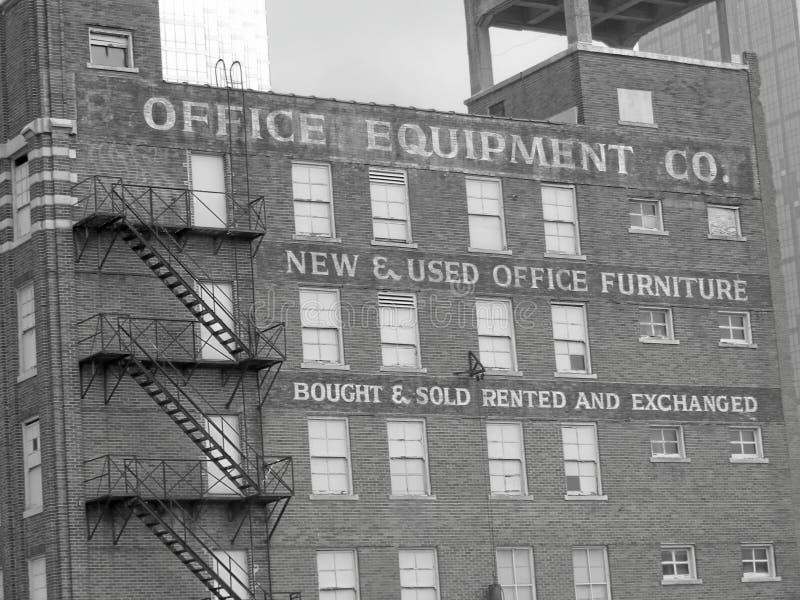 Mobiliario de oficinas Co - Dallas, TX foto de archivo
