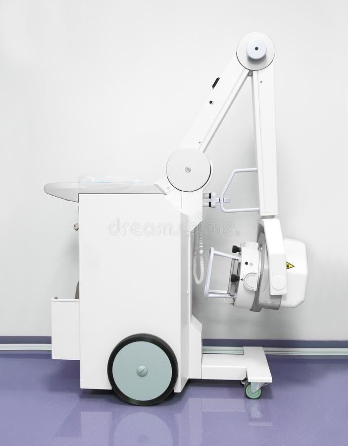 Mobilny Radiologiczny wyposażenie zdjęcie royalty free