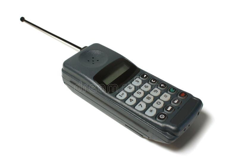 mobilny stary telefon zdjęcie royalty free