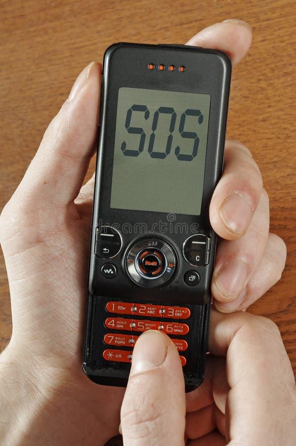 Mobilophone photo libre de droits