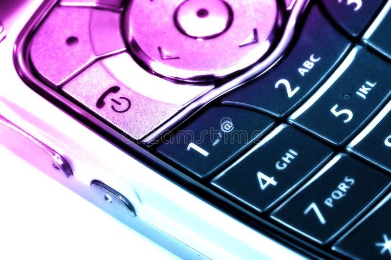 mobiltelefon 2 royaltyfri bild