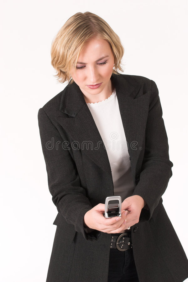 Mobiltelefon #3 stockfotos