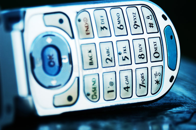 mobiltelefon arkivbild