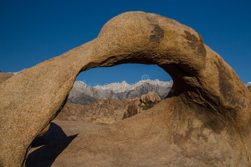 Mobius Arch stock images