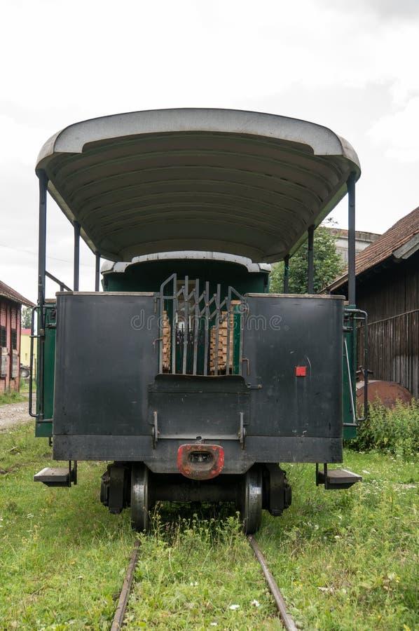 Mocanita-Zug stockbild