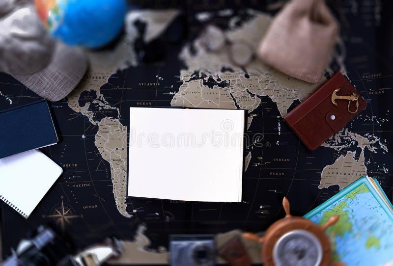 Mocap στο μαύρο πολιτικό χάρτη του κόσμου στοκ εικόνες