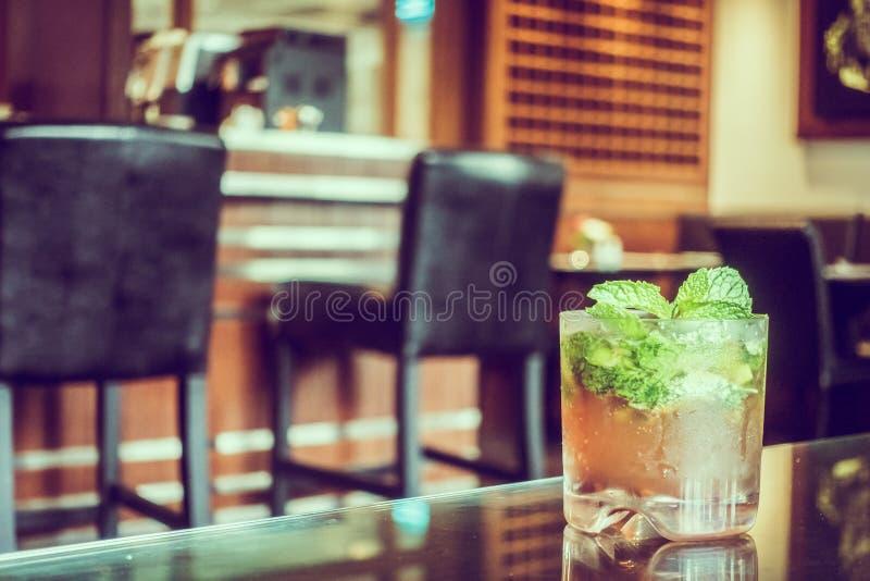 Mocktail royaltyfria foton