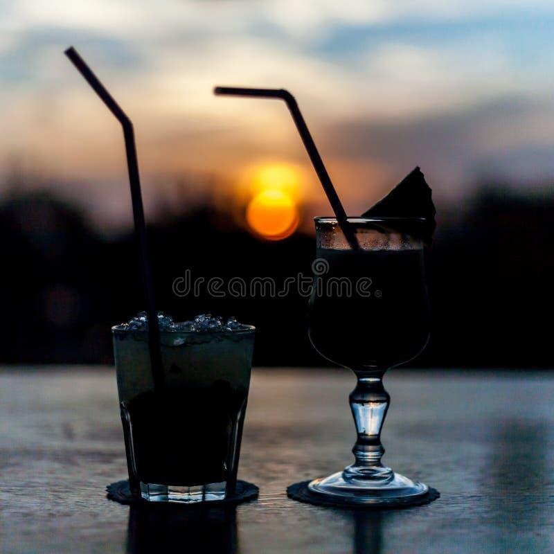 Mocktails fotografia stock