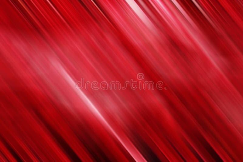 Modèle abstrait avec blanc de gradient et noir rouges illustration de vecteur