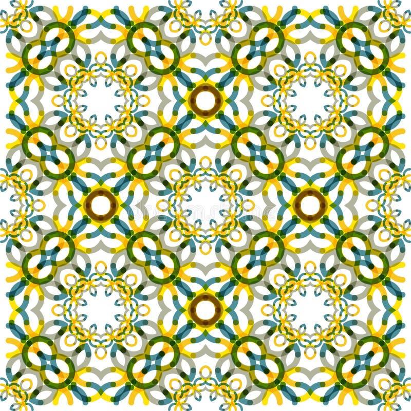 Download Modèle Abstrait Géométrique De Vecteur Sans Couture Illustration de Vecteur - Illustration du dessin, conception: 56487076
