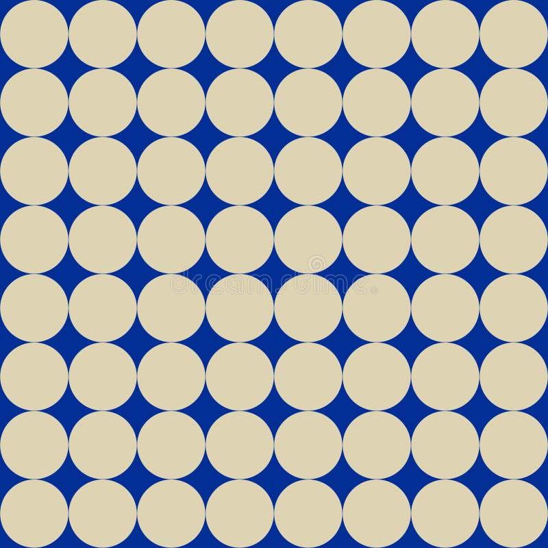 Modèle avec des points images stock
