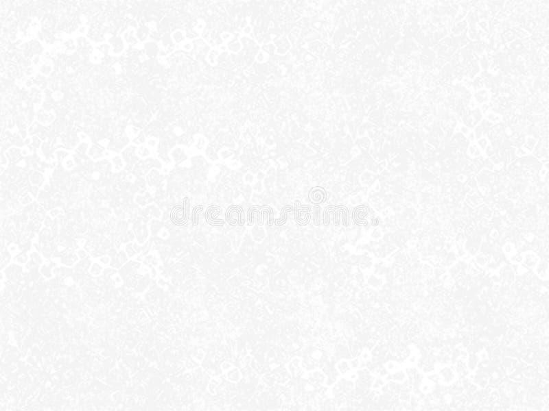 Modèle beige de boucles, fond abstrait créatif clair illustration stock