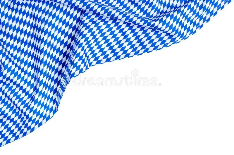 Modèle bleu blanc de diamant image libre de droits