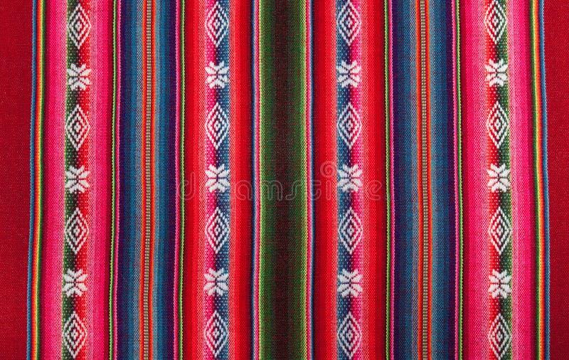 Modèle bolivien rouge photos libres de droits
